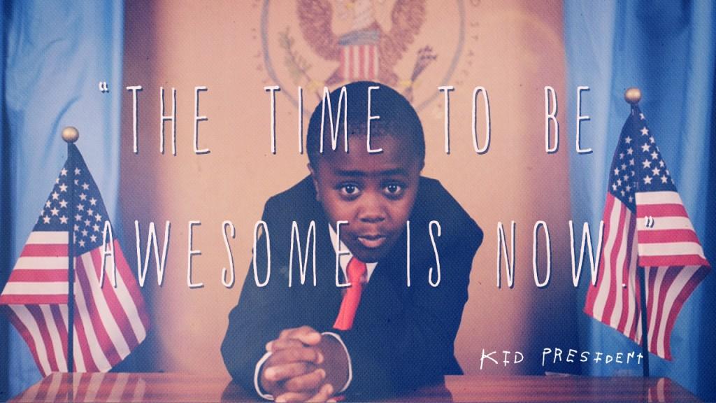 Marty Hale Perissos Abundant Life Kid President