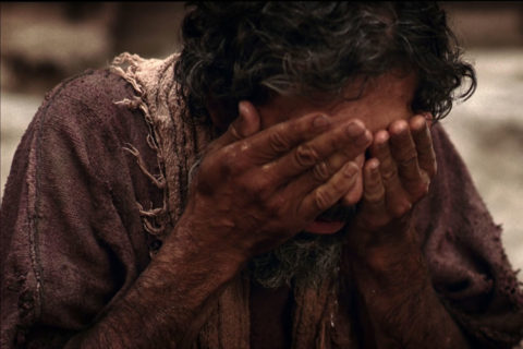 Blind Man Sees More than Pharisees