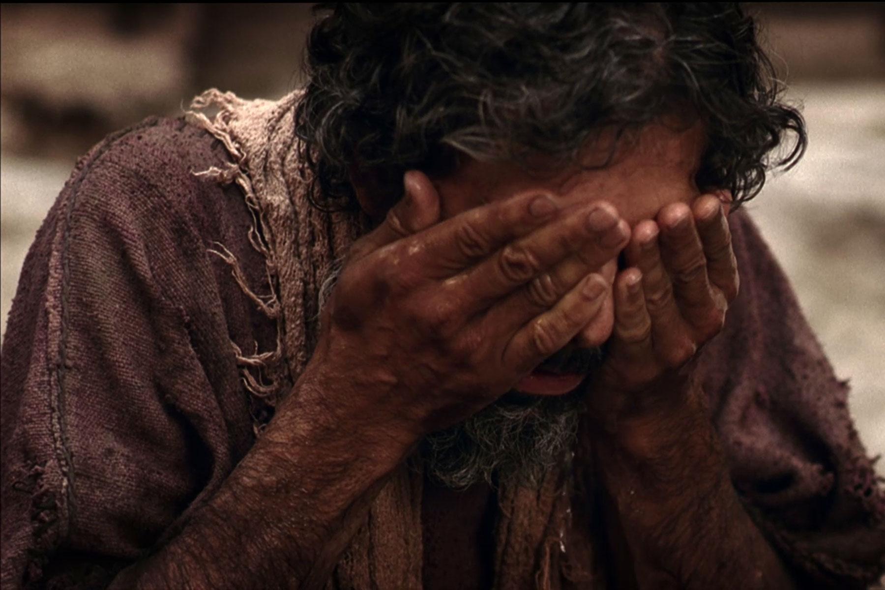 Blind Man Sees More than Pharisees