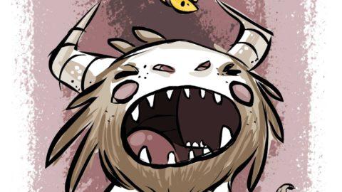 Killer Goats?